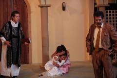 Much Ado Wedding scene